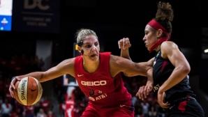 За втори път: Делa Дон е MVP на WNBA