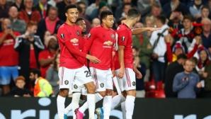 Младок влезе в историята на Юнайтед с победен гол