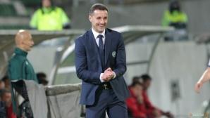 Станислав Генчев: На почивката казах, че можем да вкараме 2-3 гола! Гоним излизане от групата