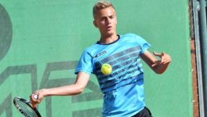 Нова победа и 1/4-финал за Керемедчиев на турнир в САЩ
