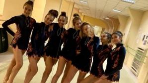 ЦСКА се сдоби с женски отбор по естетическа групова гимнастика