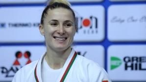 Ивелина Илиева спечели сребро на Гран При в Ташкент