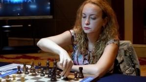 Реми за Антоанета Стефанова в деветия кръг на Гран при турнира в Москва