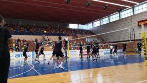 Хебър започна с победа на международния турнир в Румъния