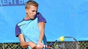 Ивайло Керемедчиев отпадна на четвъртфиналите във Фейетвил