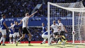 Евертън поднесе нова неприятна изненада на феновете си срещу Шефилд Юнайтед