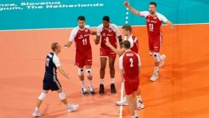 Полша прегази Испания и е на 1/4-финал (снимки)