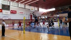 Хебър с втора победа на турнира в Румъния