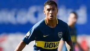 Реал и Ювентус се интересуват от 19-годишен полузащитник на Бока Хуниорс