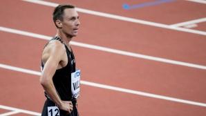 Олимпийски медалист отказа покана в последния момент от IAAF за Световното