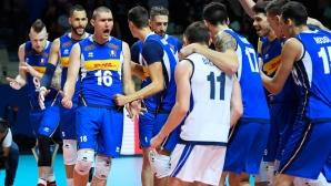 Италия стана последния 1/4-финалист на Евроволей 2019 (снимки)