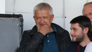 Крушарски: Ние вече нямаме спирачки, само Лудогорец може да ни е конкуренция (видео)