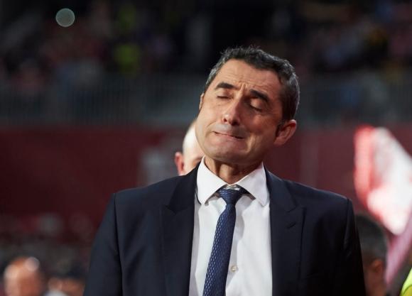 Ернесто Валверде може да бъде уволнен от Барселона, ако загуби точки в...