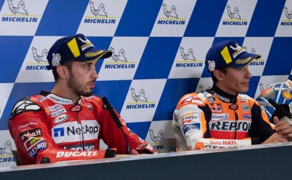 Вижте как Маркес може да спечели титлата в MotoGP още в Тайланд