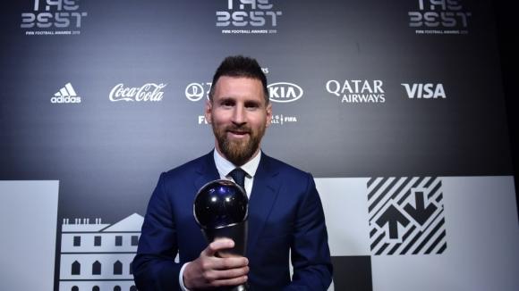Кой ще грабне FIFA The Best?
