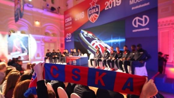 ЦСКА (Москва) ще домакинства във волейболна зала