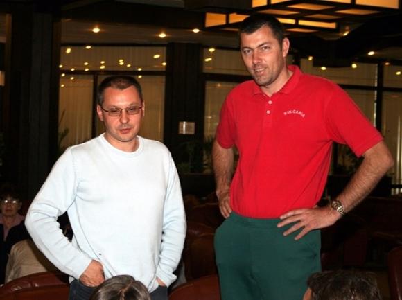 Волейболната легенда Димо Тонев: Това ни е потенциалът