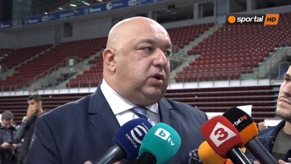 Кралев: Ще коментираме след разследването за загиналия боксьор (видео)