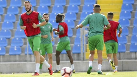 Пирин и ЦСКА-София играят контрола