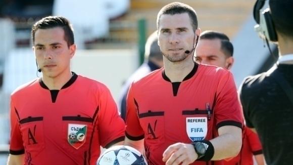 УЕФА прати български рефери на Реал Мадрид в ШЛ