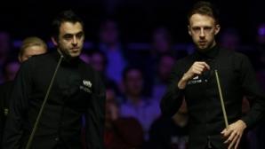 Рони О'Съливан и Джъд Тръмп сред звездите на English Open
