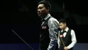 Дин Дзюнхуей изпадна от топ 16 за първи път от над 3 години