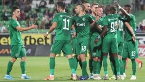 Четири гола и четири греди за Лудогорец срещу Нефтохимик, нов заби хеттрик (видео)