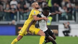 Маурицио Сари подготвя неочакван ход в защита