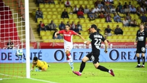Монако с втора поредна победа, Слимани показа класа