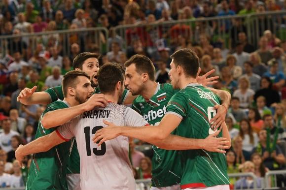 България вече е №8 в ранглистата на Европа