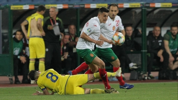 Национал на България е със счупен нос