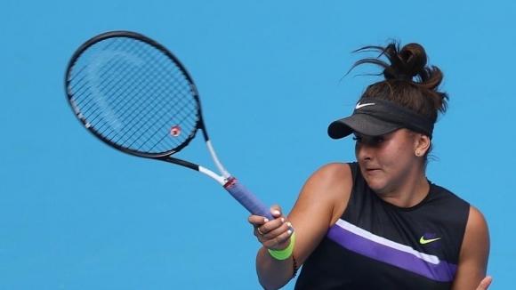 Шампионката от US Open се завърна на корта с победа