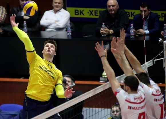 Истинско волейболно шоу и страхотни емоции дават началото на новия сезон в Суперлигата при мъжете