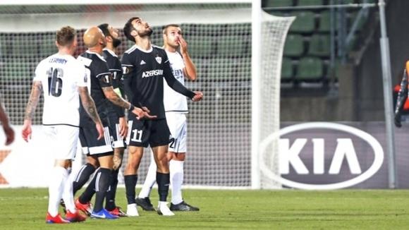 Жалба в УЕФА след инцидента на мача между Дюделанж и Карабах