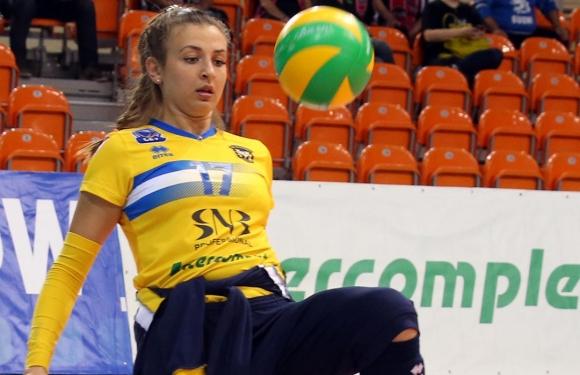 Силвия Андреева ще играе отново за Марица