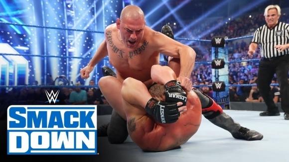 Кейн Веласкес изненада всички и нападна Брок Леснар в WWE
