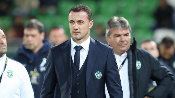 Генчев: Добре, че днес играхме срещу Левски, а не срещу някой по-слаб отбор