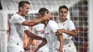 Севиля спря Реал Сосиедад след голово шоу (видео)