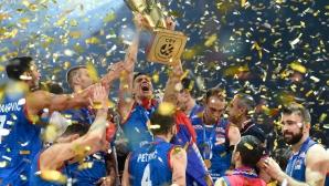 Сърбия прибра 400 000 евро след триумфа в Париж