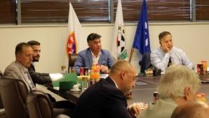 БФС започва мащабен проект за развитието на ДЮШ