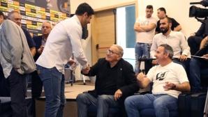 Гонзо: И Левски няма да ни избяга (видео)