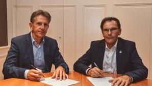 Клод Пюел е новият треньор на Сент Етиен