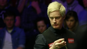 Нелепа грешка коства на Нийл Робъртсън шанс да играе на World Open