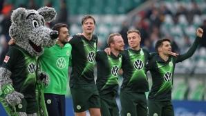 Изненада и с второто място в германското първенство