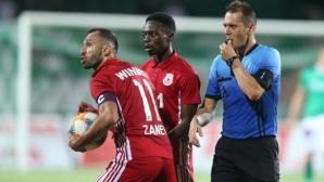 Футболист на ЦСКА-София отказа повиквателна за националния отбор