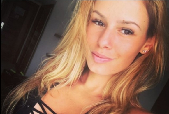 Българска тенисистка с горещи снимки