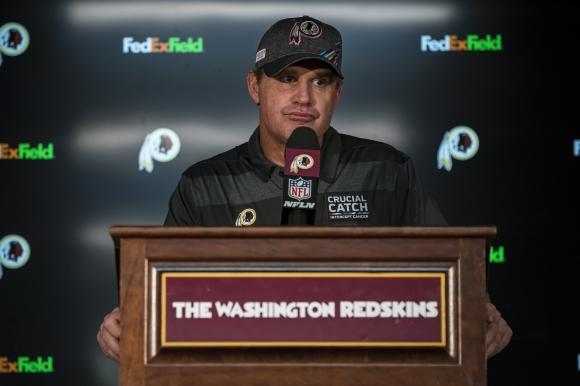 Вашингтон уволниха Грудън след пет години на поста