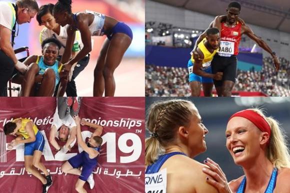 Кой от Световното в Доха заслужава награда за феърплей?