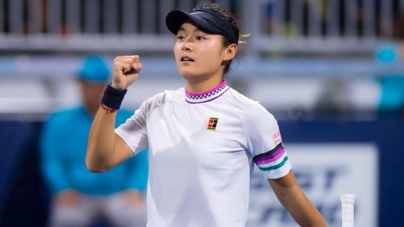 Китайка детронира шампионката в Тянцзин