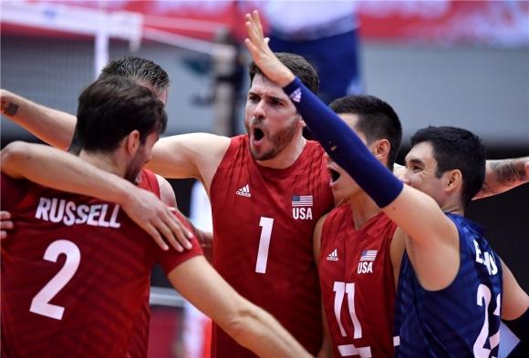 САЩ победи Иран и записа успех №5 на Световната купа (видео + снимки)